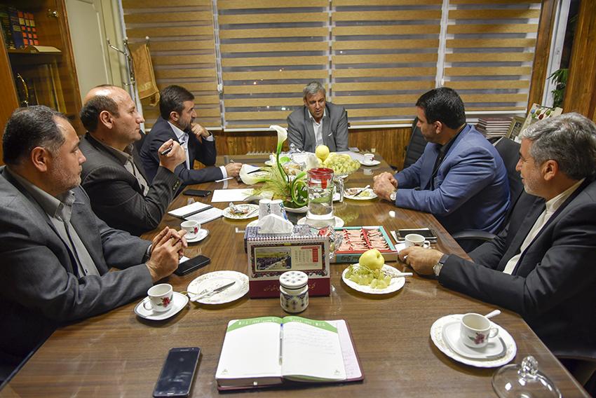در سازمان امور عشایر ایران برگزار شد  نشست هم اندیشی استفاده از ظرفیت های بسیج عشایری