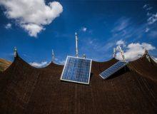 ۸۲۰ پنل خورشیدی بین عشایر چهارمحال و بختیاری توزیع میشود