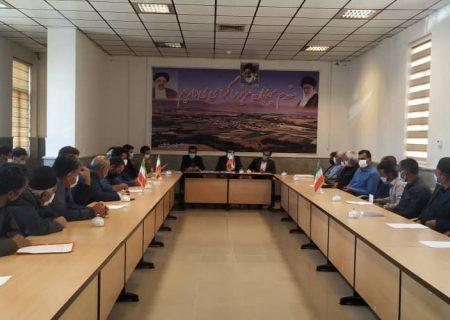 جلسه مجامع عمومي عادي و فوق العاده شركت تعاوني عشايري چغاخور برگزار شد.