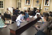 اولین جلسه کارگروه توسعه مدیریت عملکرد اداره کل امور عشایر استان برگزار شد.